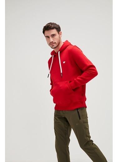 Bad Bear Erkek Sıyah Sweatshirt Simple Hoodie Renkli